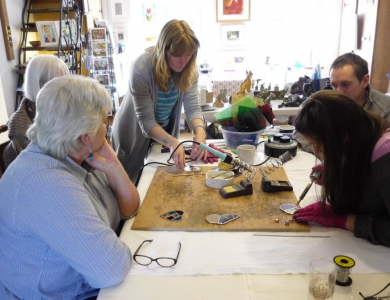 Stained Glass Taster Days