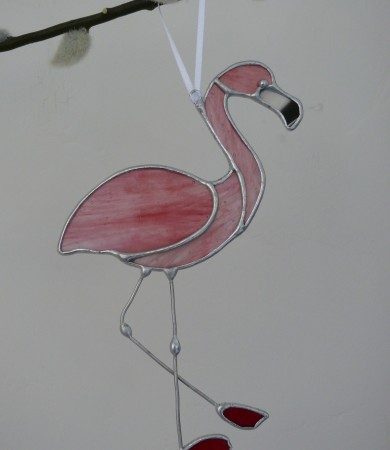 Flamingo Hanger