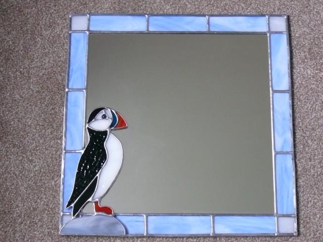 Puffin Mirror